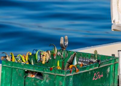 Rybářské nádobíčko