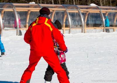 Mitterdorf lyžařská škola