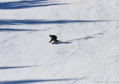 Mitterdorf černá sjezdovka