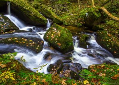 Vodopády sv. Wolfganga